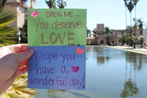 Uplifting Notes for Random Acts of Love